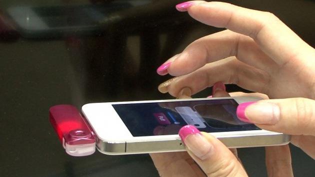 Llega el SMS con olor: Japón crea dispositivo para smartphones que envía fragancias