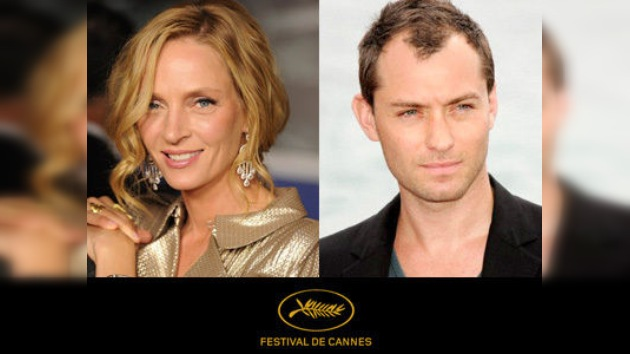 Jude Law y Uma Thurman se unen al jurado del Festival de Cine de Cannes