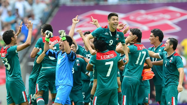 Londres 2012: México se proclama campeón olímpico en fútbol