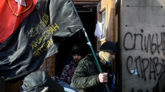12 vídeos que muestran por qué temer a los nacionalistas radicales de Ucrania