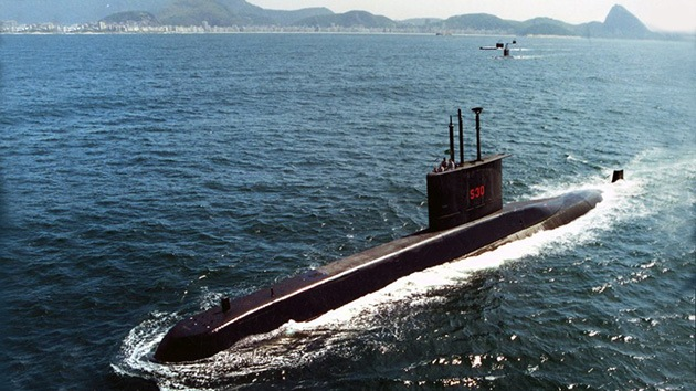 Brasil entra en el 'selecto club' de los submarinos nucleares