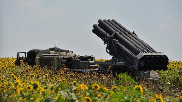 """""""El objetivo de Kiev es enredar a Rusia en una guerra con Ucrania"""""""