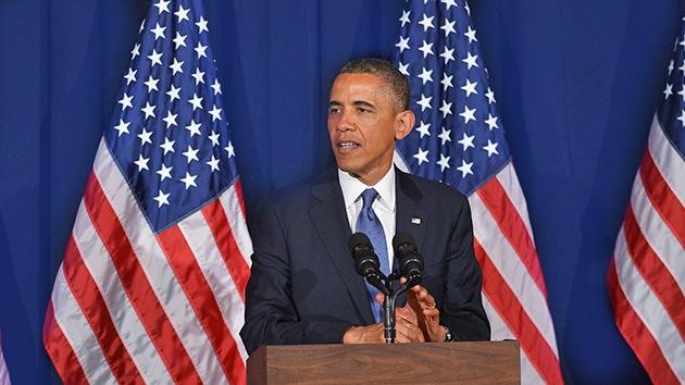 """Obama: """"Extremistas 'criados en casa'. Este es el futuro del terrorismo"""""""