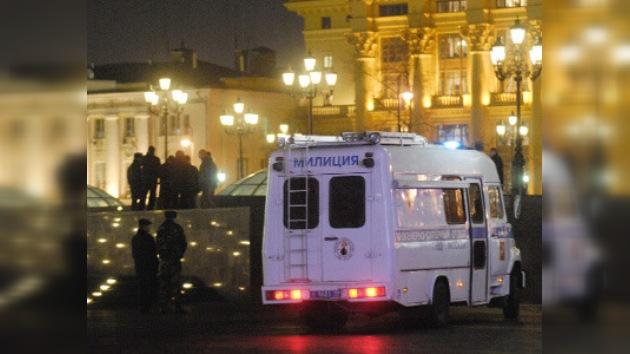 Condenados organizadores de actos terroristas en centro de Moscú
