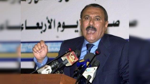 El presidente yemení dejó el país para recibir asistencia médica en Arabia Saudí