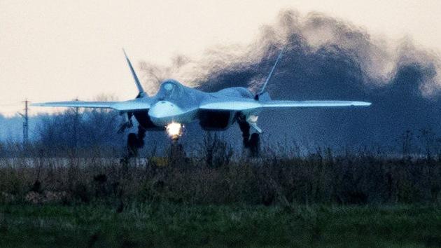 Rusia comienza el desarrollo de un caza de sexta generación