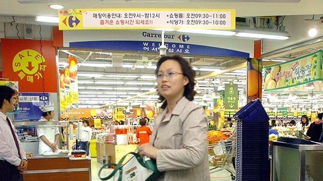 Corea del Sur: Compra masiva de conservas tras las amenazas de Corea del Norte