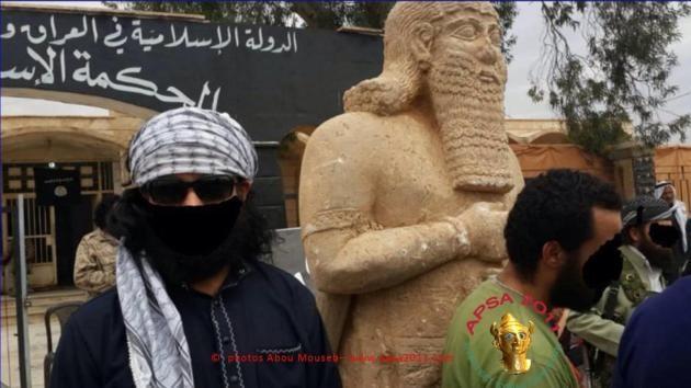 Extremistas destruyen tesoros arqueológicos de 3.000 años en Siria