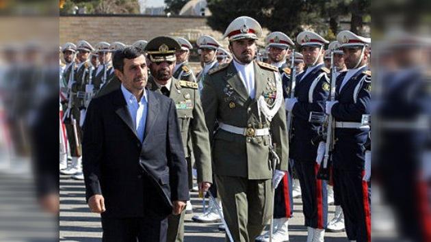 Ahmadineyad: EE. UU. y la OTAN son responsables de la inestabilidad que vive Afganistán