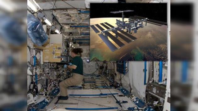 Aplicado un nuevo proceso de producción de agua en la Estación Espacial