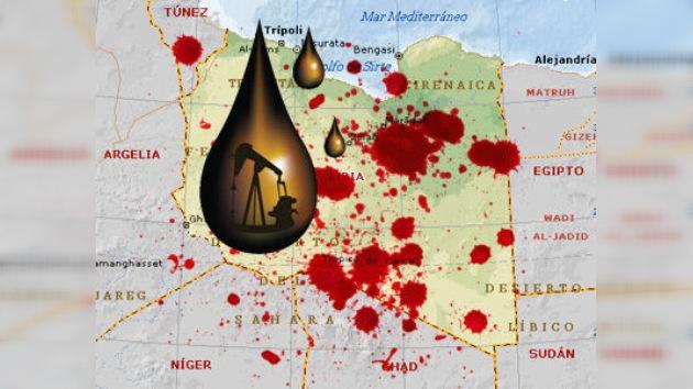 ¿Nueva guerra civil? Occidente promueve la división de Libia por ganancias petroleras