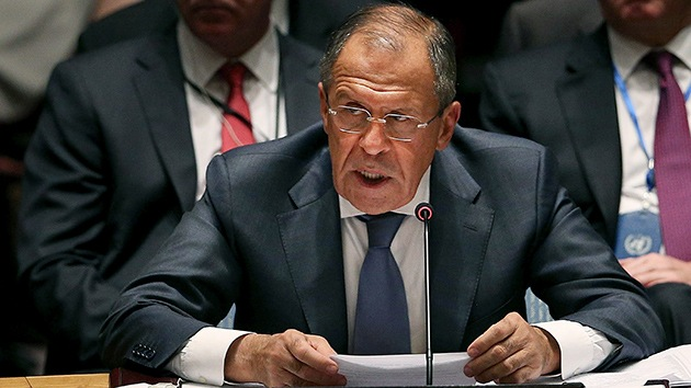 Rusia propone crear un foro internacional sobre terrorismo ante la ONU