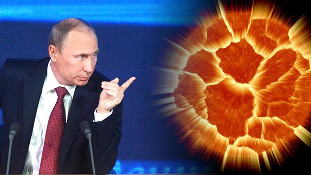 """Putin no teme al fin del mundo: """"ocurrirá dentro de 4.500 millones de años"""""""