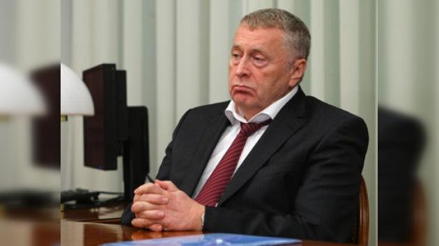Se presenta una nueva candidatura a las presidenciales rusas