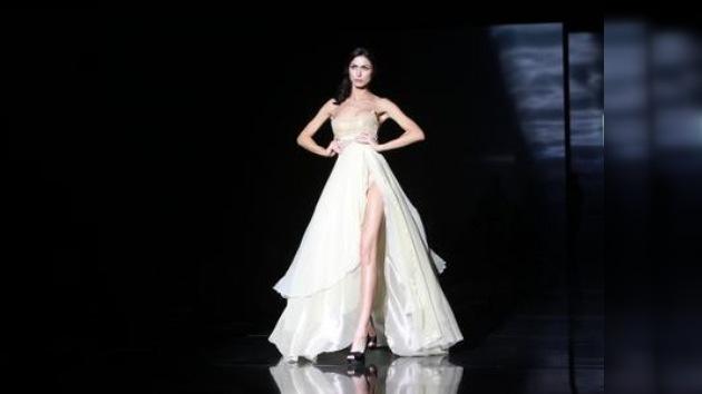 Últimas pinceladas de la moda rusa para la primavera 2011