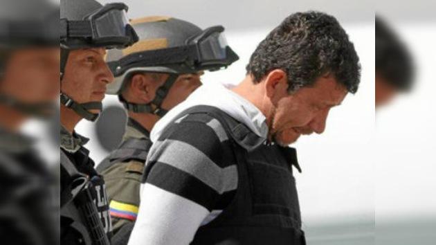 El capo 'Comba', uno de los más buscados en Colombia, se entregó a la DEA