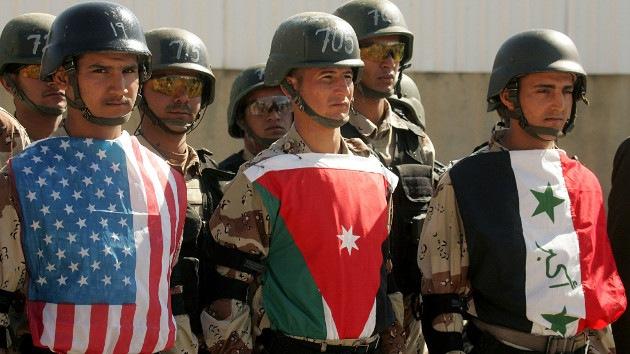 Medios: EE.UU. entrenó en Jordania a los milicianos del EIIL que ahora destrozan Irak