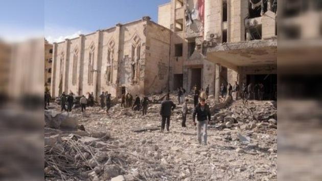 El debate sobre Siria caldea la Asamblea General de la ONU
