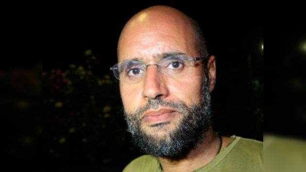 CNT: El hijo de Gaddafi, Saif al Islam, se encuentra en Níger