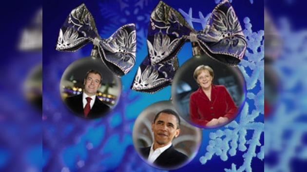 ¿Dónde celebran el Año Nuevo los jefes de Estado?