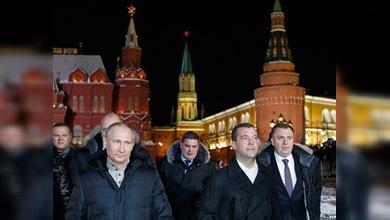 Putin regresa al Kremlin