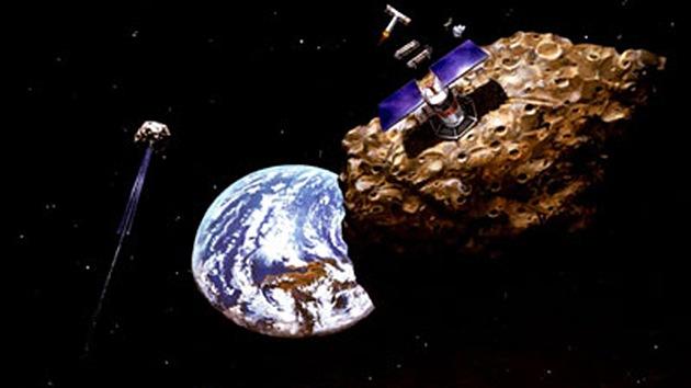 Cazar asteroides, el negocio más lucrativo en la historia de la humanidad