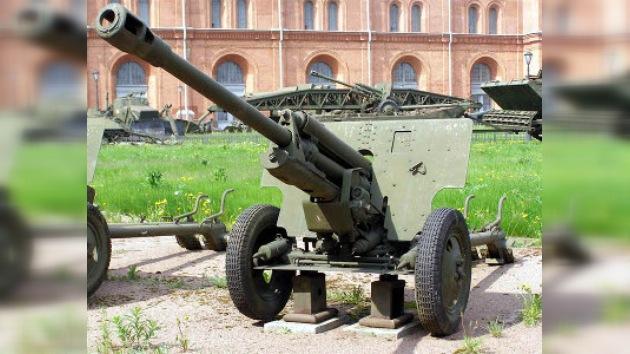 Las principales piezas de artillería soviética en la Segunda Guerra Mundial