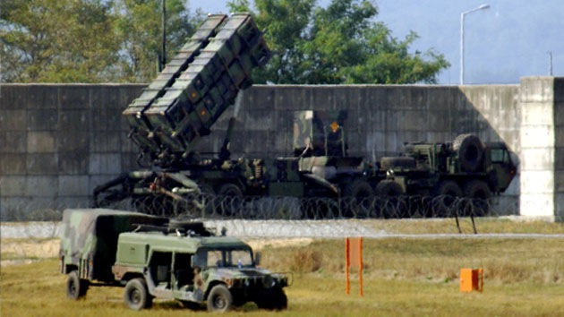 Corea del Sur compra a EE.UU. 112 misiles para sistemas Patriot