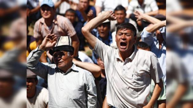 Nueva ola de violencia en Kirguistán
