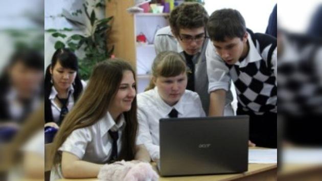 Los rusos son los usuarios de Internet más numerosos de Europa