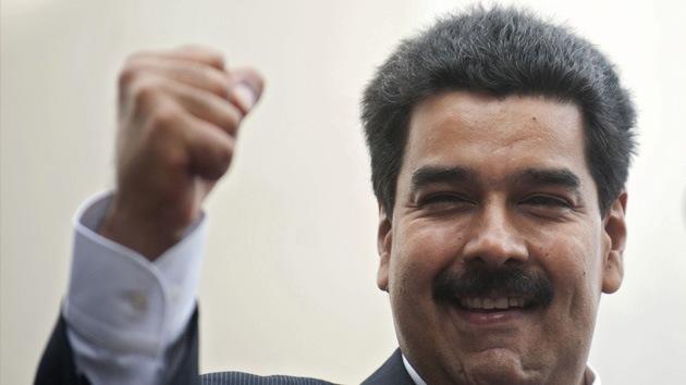 """Maduro: """"Este jueves comienza un período histórico para Venezuela"""""""