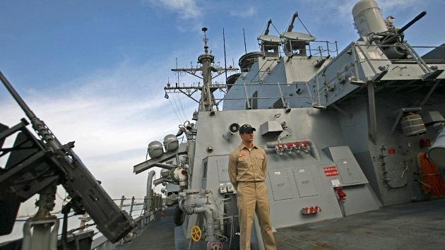 EE.UU. prueba el nuevo sistema antimisiles Aegis: ¿Completando el cerco a Rusia?