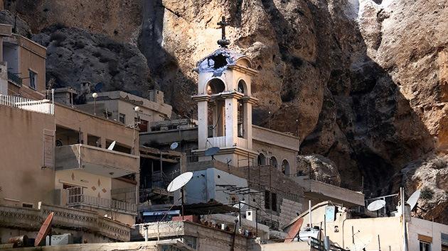 El cristianismo corre peligro en Siria