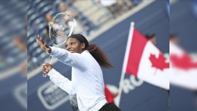 Williams y Djokovic triunfan en Canadá