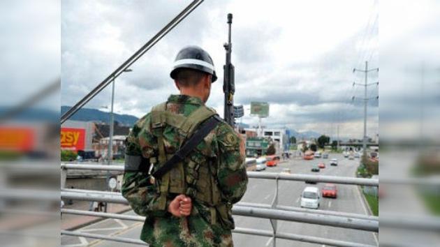 Concluye la jornada electoral en Colombia salpicada con varios actos de violencia