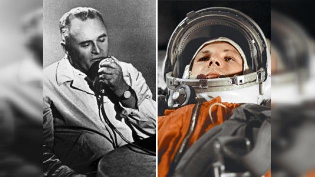 ¡Vámonos! El despegue de Gagarin