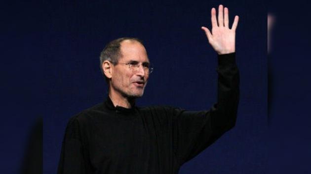 Steve Jobs anuncia su dimisión al frente de Apple
