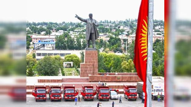 Más muertos en Kirguistán por una operación militar cerca de Osh