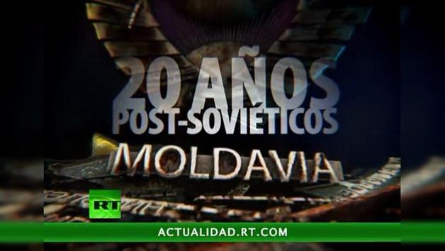20 AÑOS POST-SOVIÉTICOS : MOLDAVIA