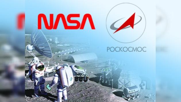 Rusia y EE.UU. colaboran para investigar Marte