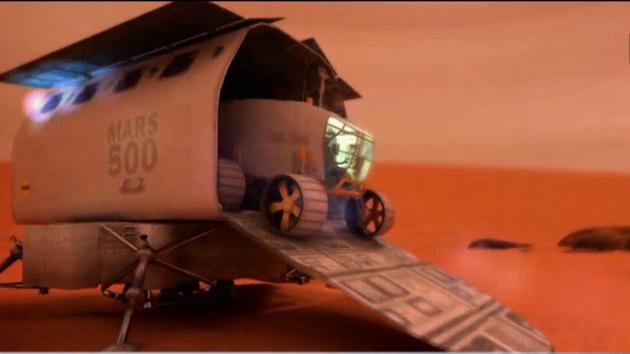 Marte virtual