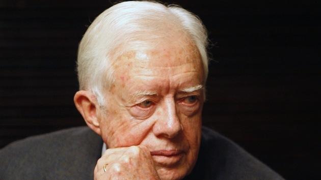 "Jimmy Carter: ""Podría haber borrado a Irán del mapa, pero tomé la decisión correcta"""