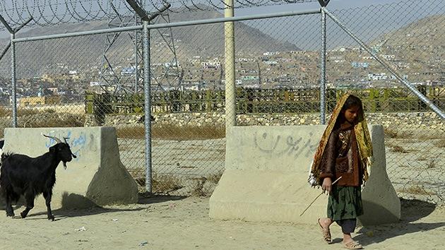 EE.UU. detuvo a unos 200 niños en Afganistán durante la guerra