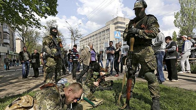 Rusia: ¿Por qué Occidente no impidió los asesinatos de personas en Kramatorsk y Slaviansk?