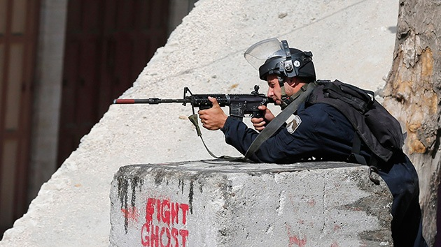 Video: Fuerzas especiales matan a los presuntos asesinos de tres jóvenes israelíes