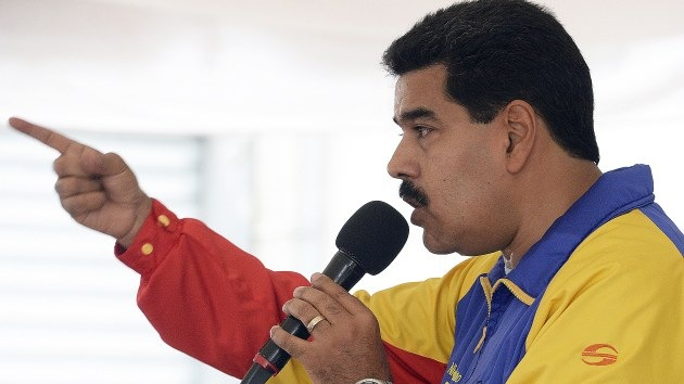 """Maduro pone en estado de emergencia a los cuerpos de seguridad tras un """"extraño"""" apagón"""
