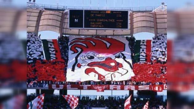 Los hinchas del 'Bari' agredieron a los jugadores de su equipo
