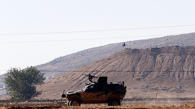 Erdogan: La ciudad siria de Kobani está a punto de ser conquistada por los yihadistas