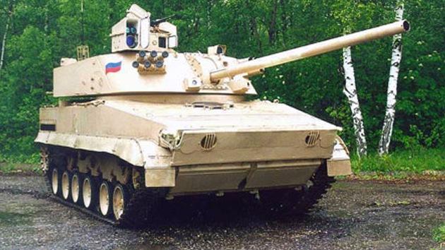 Rusia: Nueva arma autopropulsada unirá posibilidades de lanzaminas, obús y cañón