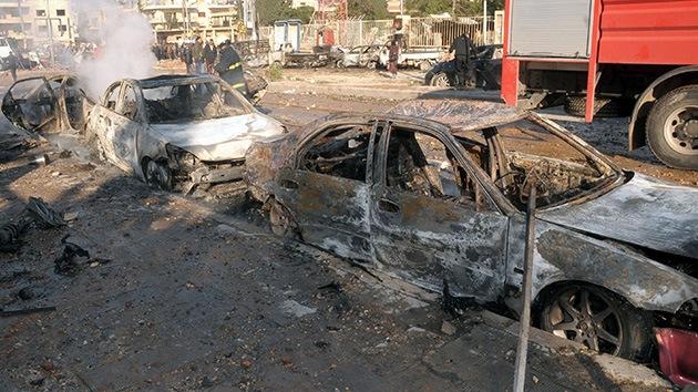Siria: Dos atentados golpean importantes ciudades del país